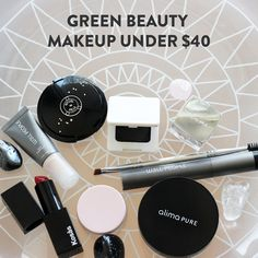 #greenmakeup #affordable #makeup #savemoney Alima Pure, Green Makeup, Matte Foundation, Finishing Powder, Concealer, Beauty Makeup, Healing, Posts, Pure Products