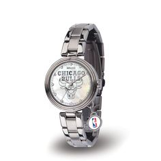 Chicago Bulls NBA Charm Series Women's Watch