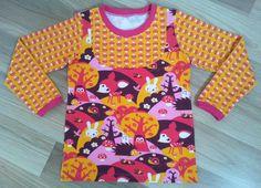 """Langarmshirts - Shirt """"Forest"""" Gr. 56-116 - ein Designerstück von ElliundMo bei DaWanda"""