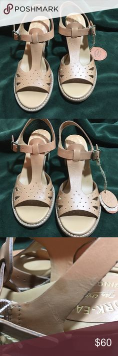 Gorgeous Kork-Ease Sandals  Brand new with tags. Tried on but not worn. A few imperfections please see photos. Gorgeous sandals ready to be worn! This style is no longer made. Super comfy!! Kork-Ease Shoes Sandals