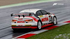 c4f2d241e2  23 Motul 2014 Audi Racing S3 Saloon BTCC livery available in Forza  Motorsport Forza Motorsport