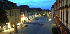 Cámara Web desde Baviera, Alemania
