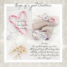 TB Photo - Recipe of a good christmas Seasons, Recipe, Christmas, Xmas, Seasons Of The Year, Weihnachten, Navidad, Yule, Noel