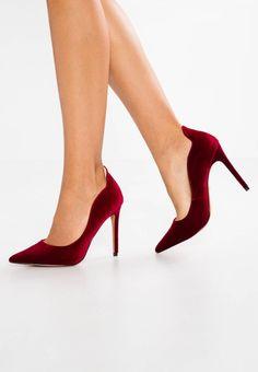 GATSBY - High Heel Pumps - red. Topshop.