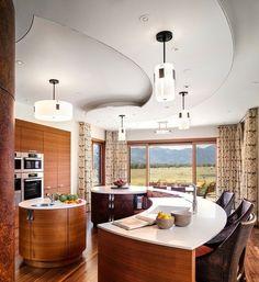 gks-wohnkomfort | spanndecke | pinterest - Deckengestaltung Küche