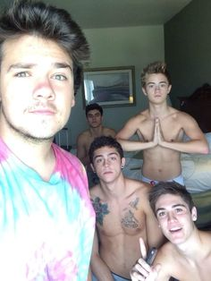 Dillon, skate, Sammy, and the jacks