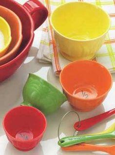 Citrus Kitchen Measuring Bowls Set Of 4 16 99