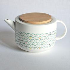 mr mrs clynk pot en porcelaine avec couvercle bois products i love pinterest jars so. Black Bedroom Furniture Sets. Home Design Ideas