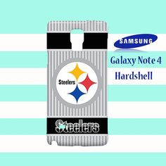 Pittsburgh Steelers Samsung Galaxy Note 4 Case Cover