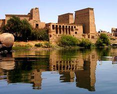 Philae Temple, Egypt. Stunning.