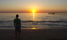 """""""The sunrise… a beautiful experience that cannot be missed.  This is part of the essence of Rimini"""" by @Norbert Figueroa"""