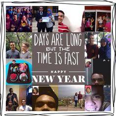 Goodbye 2014, Hello 2015! #happy #newyear