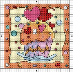 Thrilling Designing Your Own Cross Stitch Embroidery Patterns Ideas. Exhilarating Designing Your Own Cross Stitch Embroidery Patterns Ideas. Small Cross Stitch, Cross Stitch Kitchen, Cross Stitch Heart, Cross Stitch Cards, Cross Stitch Kits, Cross Stitch Designs, Cross Stitching, Cross Stitch Embroidery, Embroidery Patterns