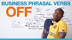 """OFF"" Phrasal Verbs - Business English"