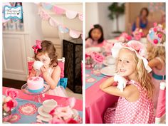 Time For Tea Party! - Kara's Party Ideas - The Place for All Things Party