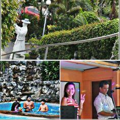 2017년 2월 16일 목요일, 마닐라날씨,  오전7시23℃ 뿌연햇빛, 오후1시30℃ 뿌연햇빛, 오후7시26℃ 흐림,  「 McK 」GOLF of Phil ™  Thursday, February 16, 2017. Weather in Manila.