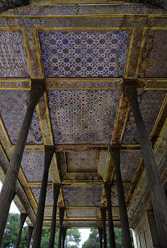 Iran Esfahan Chehel Sotun _DSC7307 by youngrobv