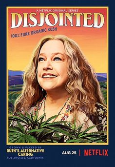Disjointed.. Favorite show!!
