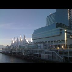 Vancouver Canada's Place - December 2011 @extragram