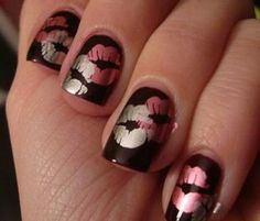 nails for valentines day | Latest Valentine's Day Nail Designs - Nail Art Designs Gallery ...