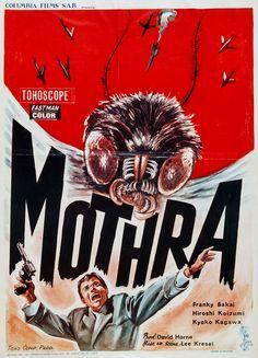 monsterman:Mothra (1961)