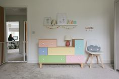 Ikea PS 2012 Chest of Drawers Hack