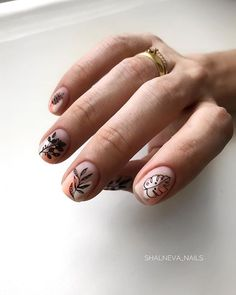 Try to Wear some Artistic Nails Out of the Box Nail Manicure, Diy Nails, Cute Nails, Pretty Nails, Nail Swag, Hippie Nails, Nail Art Designs, Hand Kunst, American Nails