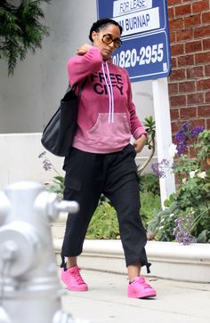 Tracee Ellis Ross visits Doctor in Beverly Hills on May 8, 2015