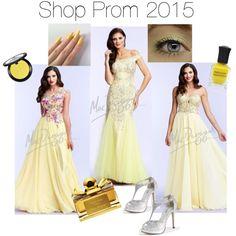 Prom 2015 Dresses - Mac Duggal by edressme on Polyvore featuring Mac Duggal, Sephora Collection, Salvatore Ferragamo and Deborah Lippmann