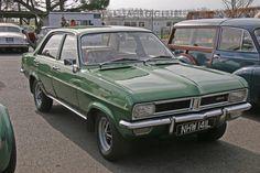 Vauxhall Firenza SL