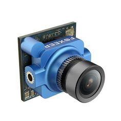 Foxeer Arrow Micro V2 2.1mm 600TVL 150 Degree 1/3 CCD IR Blocked FPV Camera w/ Upgraded OSD 5.5g