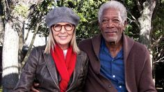 Diane Keaton talks about the strong chemistry with her co-star MorganFreeman when filming #5FlightsUp in this interview with LAWeekly.