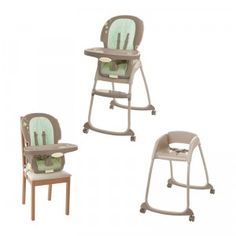 Ingenuity Trio 3-in-1 High Chair