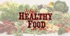 QUIZ: Which healthy food are you? Enter to win a $100 Whole Foods gift card!