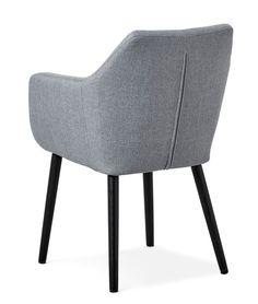 Produktbild - Holger, Karmstol Ben, Accent Chairs, Furniture, Home Decor, Lunch Room, Upholstered Chairs, Decoration Home, Room Decor, Home Furniture