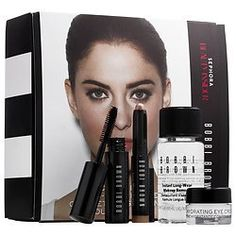 Bobbi Brown Long Wear Eye set Sephora Beauty Insider. Energize eyes with a 4-piece kit of all-day makeup and skin care. Master smoky eyes with a long-lasting shadow stick and complementary mascara-plus makeup remover and hydrating cream for after-wear. Bobbi Brown - Long Wear Cream Shadow Stick in Golden Pink (0.03 oz). Bobbi Brown - Smokey Eye Mascara (0.1 oz). Bobbi Brown - Hydrating Eye Cream (0.10 oz). Bobbi Brown - Instant Long-Wear Makeup Remover (1.0 oz).