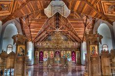 St. Anthony's Greek Orthodox Monastery, Florence Arizona