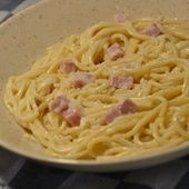Spaghettis carbonara weight watchers cookeo |