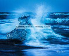 Photography Art Show, Print from Iceland, by Ottawa Artist David Burt http://germotte.ca/canvas-prints.html #DavidBurt #Germotte #OttawaArtists