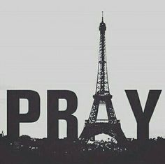 We pray for france