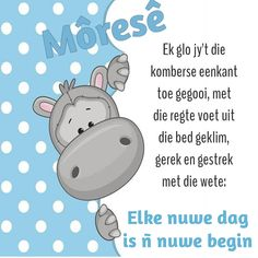 Good Morning Messages, Good Morning Wishes, Lekker Dag, Goeie More, Afrikaans Quotes, Teamwork Quotes, Words, Mornings, Lilac