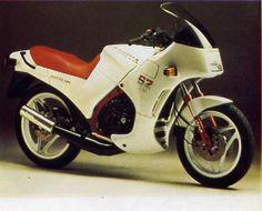 #Cagiva Aletta Oro S2 125, 1986 #italiandesign