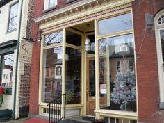 Grace Kelly Salon Gettysburg Adams County Pennsylvania; love the Urban Style