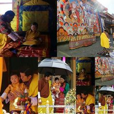 """Happy 37th birthday to His Majesty the 5th Druk Gyalpo(Dragon King) Jigme Khesar Namgyel Wangchuck. He is the fifth and current reigning Druk Gyalpo or """"Dragon King"""" of the Kingdom of Bhutan. Born to the 4th Druk Gyalpo fourth Dragon King of Bhutan Jigme Singye Wangchuck and his third wife Queen Mother Tshering Yangdon. He has a younger sister Princess Dechen Yangzom and brother Prince Jigme Dorji. In 2011 He got married to Jetsun Pema also known as Druk Gyaltsuen Jetsun Pema and together…"""