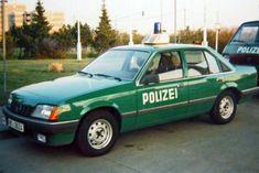 Germany - 1982 - Opel Rekord 2.0