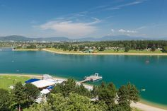 Schwarzlsee near Graz . Ideal place to cool down on a hot summer weekend! More information can be found in the iAustria app! #summer #graz #swimming #lake #iAustria