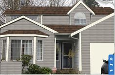 Best 35 Best What Paint With Tan Roof Images House Colors 640 x 480
