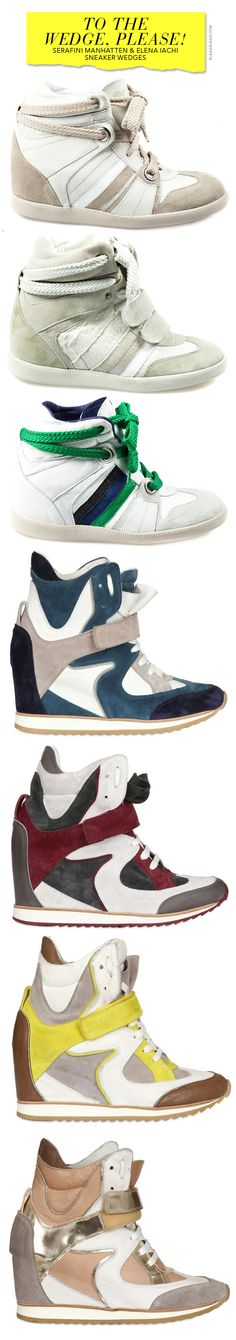 more great sneaker wedges