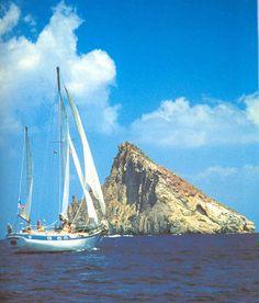 L'isolotto di Dattilo, splendida cornice all'Isola di Panarea