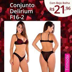 Novos Conjuntos de Lingerie Trimoda http://www.trimoda.com.br/categoria/241-conjuntos-de-lingerie